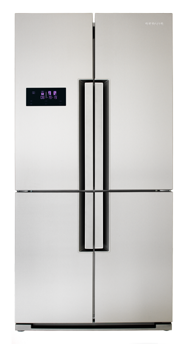FD91185SS - 4 Door - American Fridge Freezer
