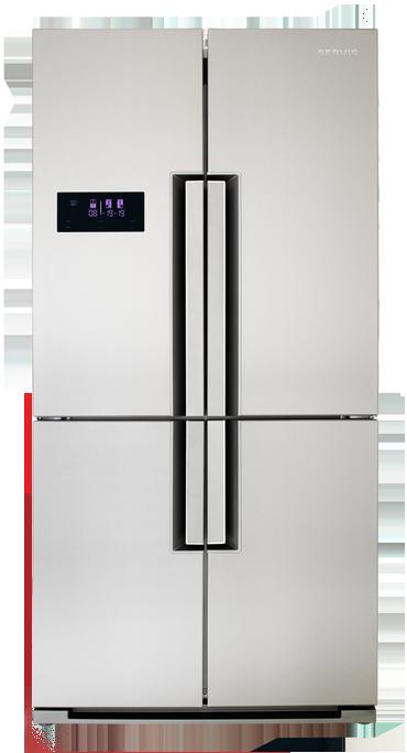 FD91185SS - 4 Door - American Fridge Freezer
