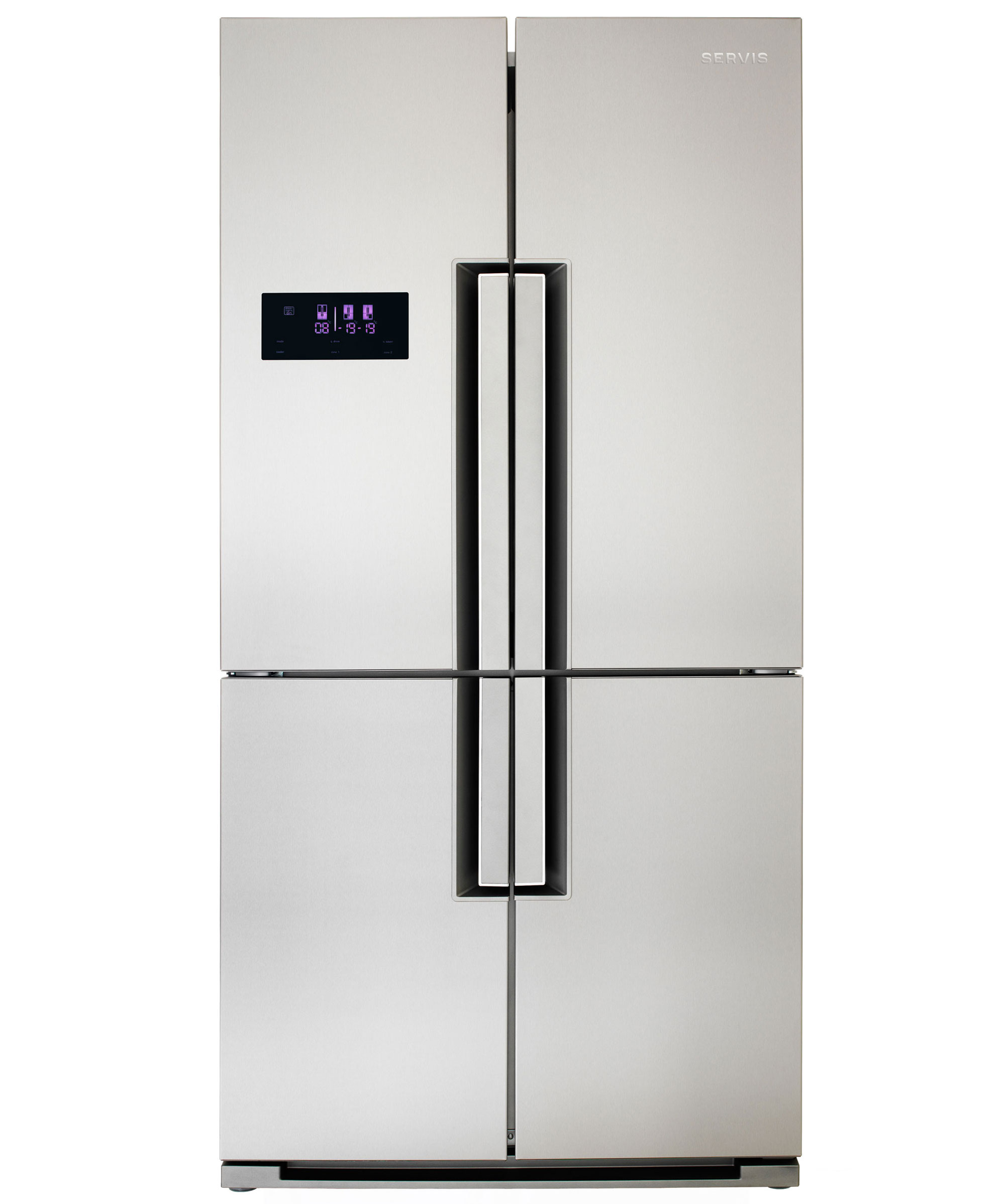 What Is An American Fridge Freezer Part - 18: FD91185SS - 4 Door - American Fridge Freezer