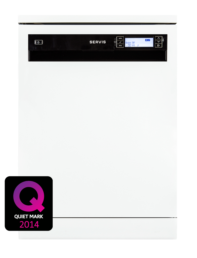 DN61039W - White - Dishwasher