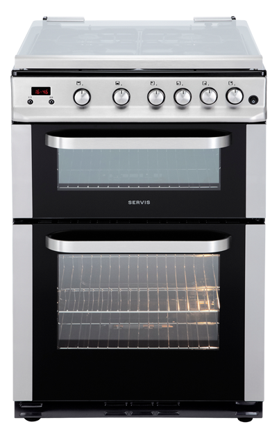 DG60SS - Stainless steel - Gas Cooker
