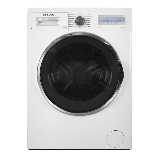 W814FLHDW - 8kg - Washing machine