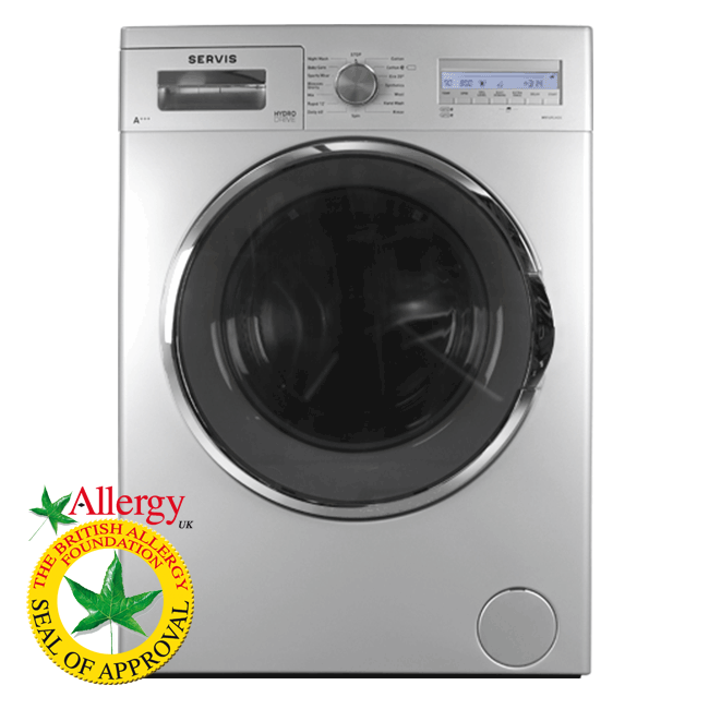 W814FLHDS - 8kg - Washing machine