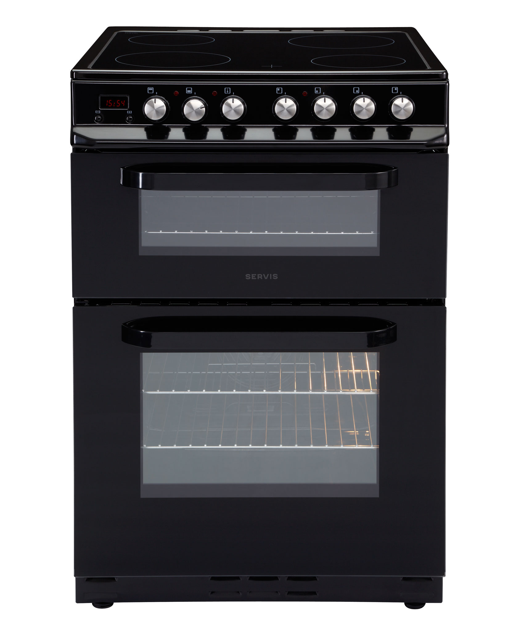 DC60B - Black - Electric Cooker