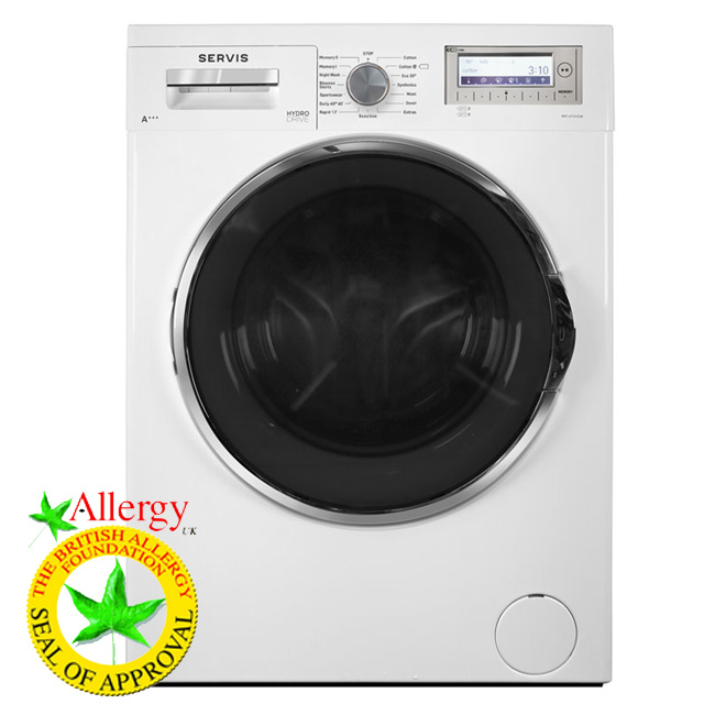 W814FGHDW - 8Kg -Washing Machine