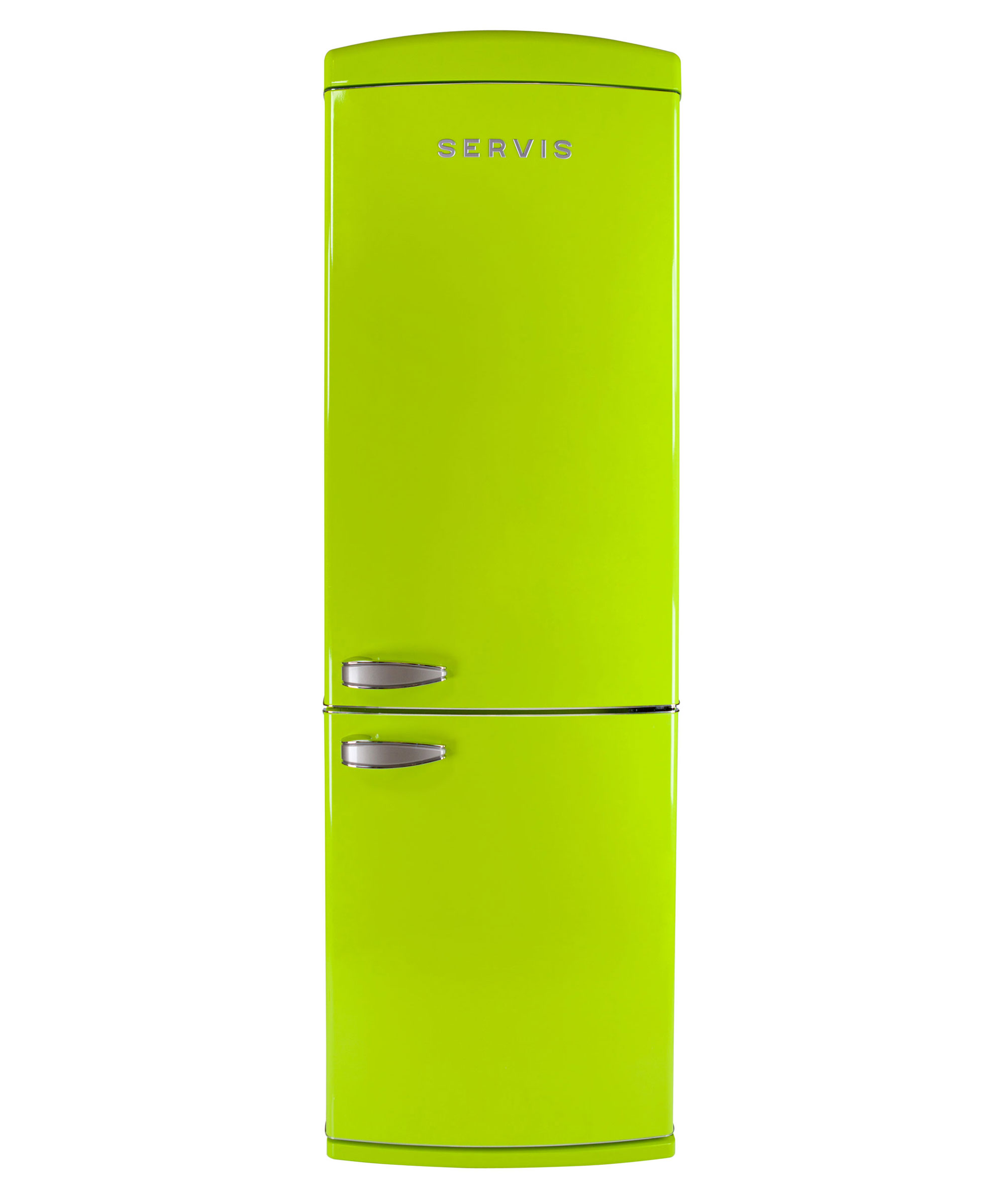 Coloured freezers