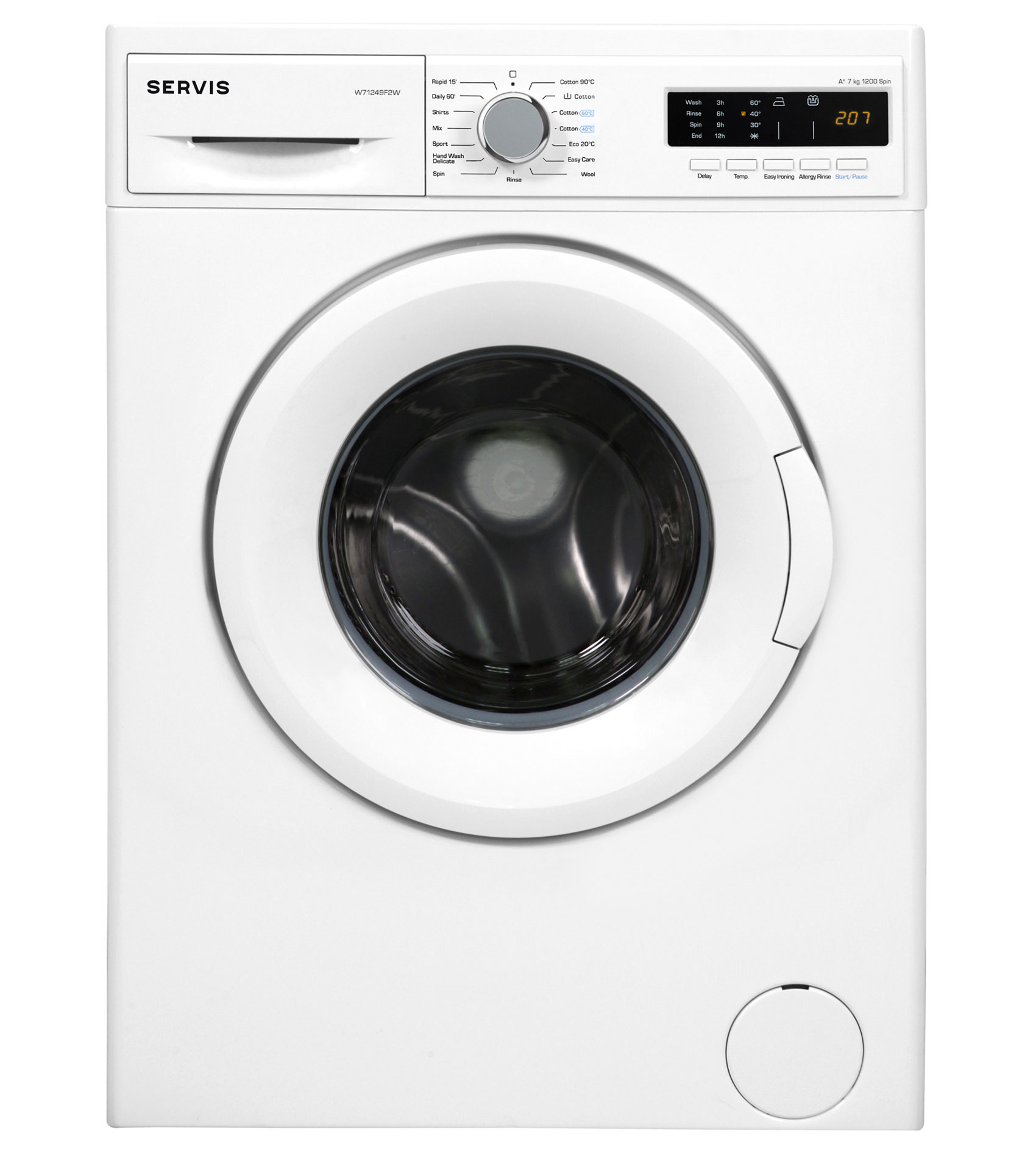 W71249F2W - 7Kg - Washing Machine