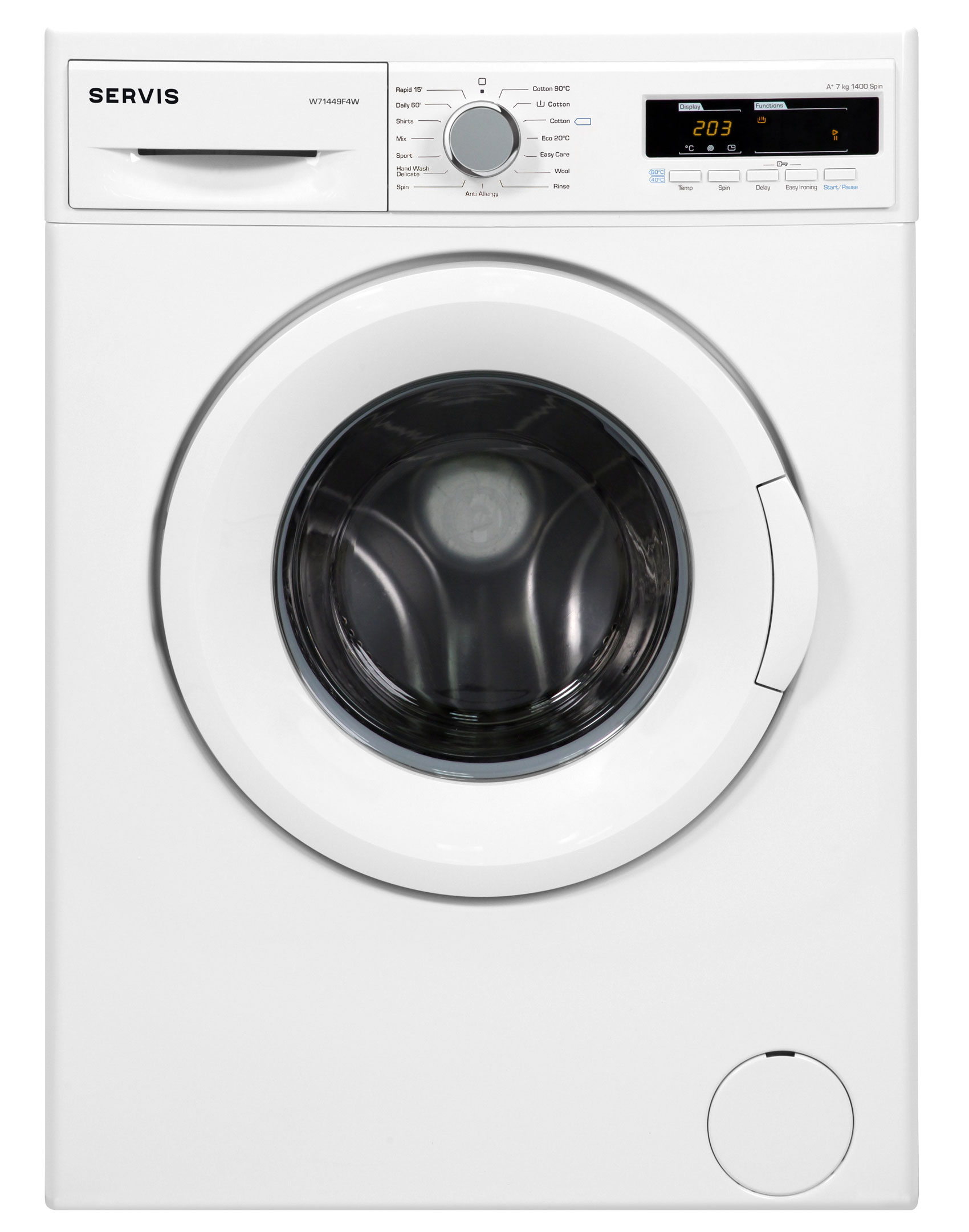 W71449F4W - 7kg - Washing Machine