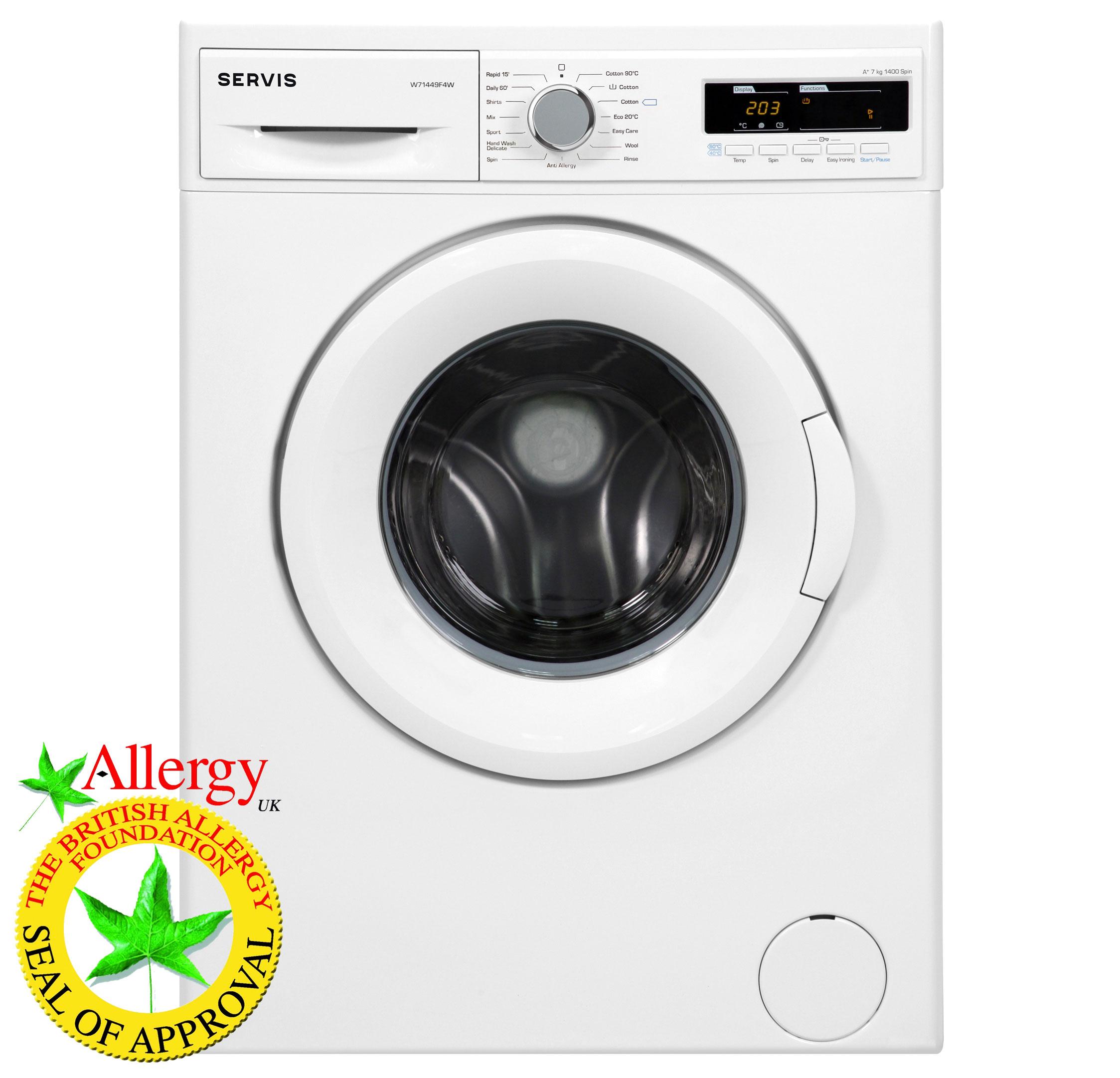 W71449F4W - 7kg - Washing Machine