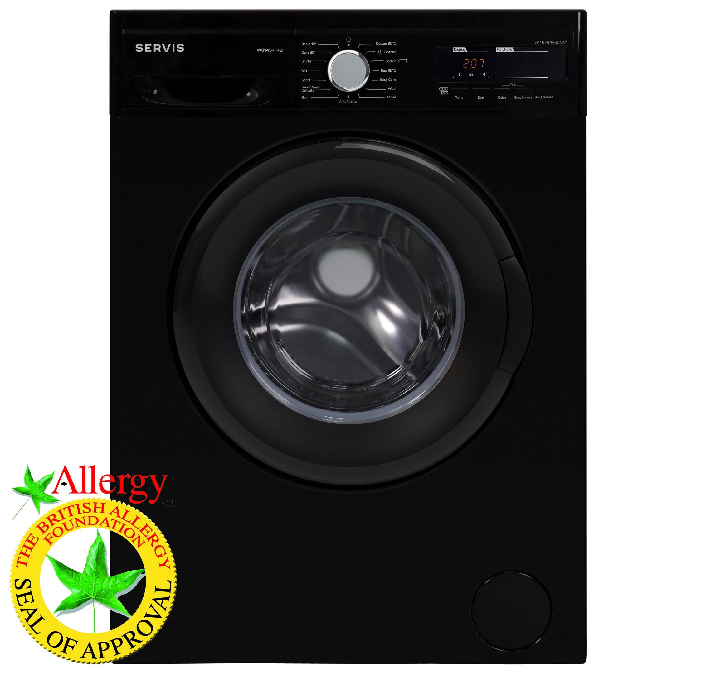 W81454F4B - 8kg - Washing Machine