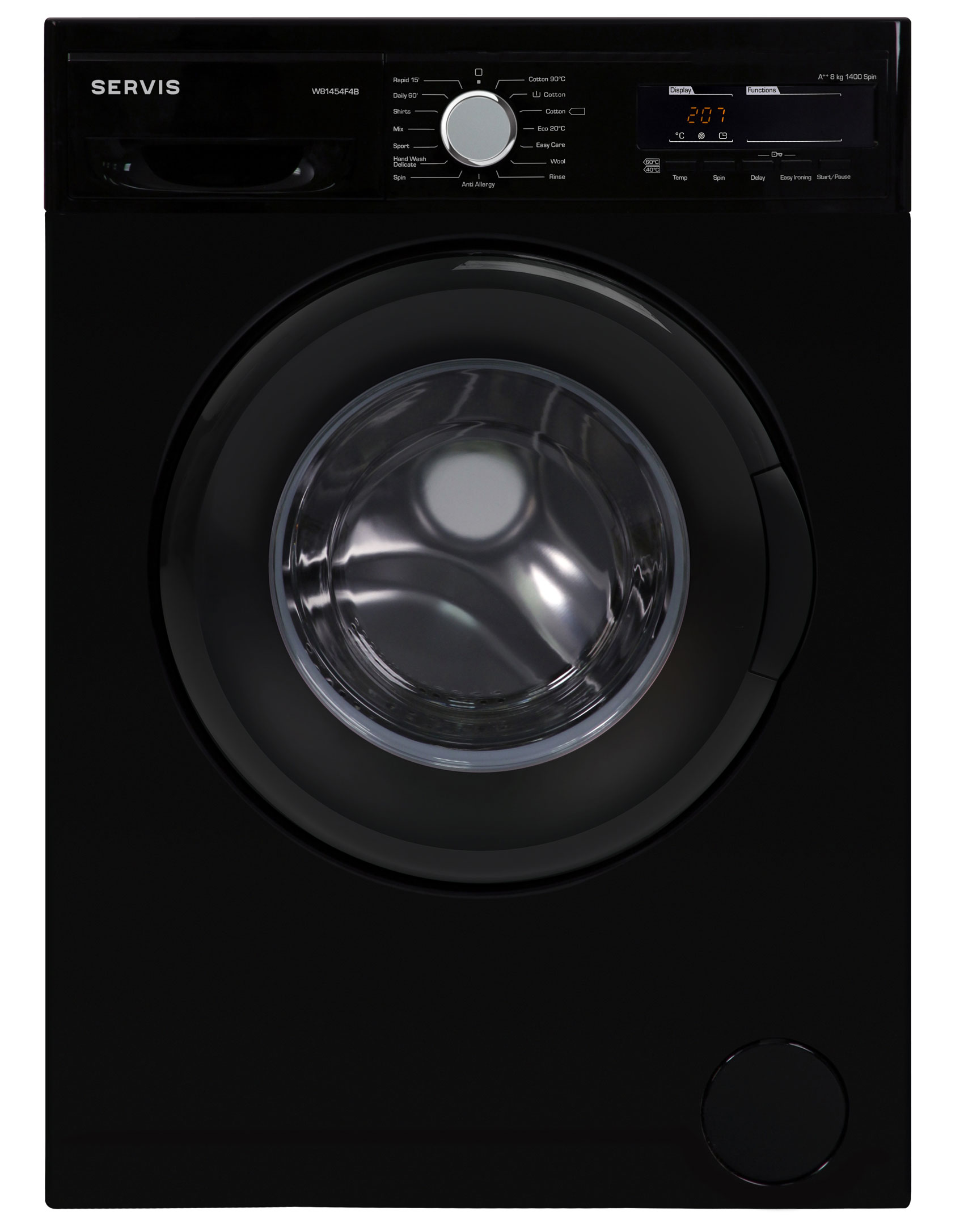 W81454F4B - 8kg - Washing Machine