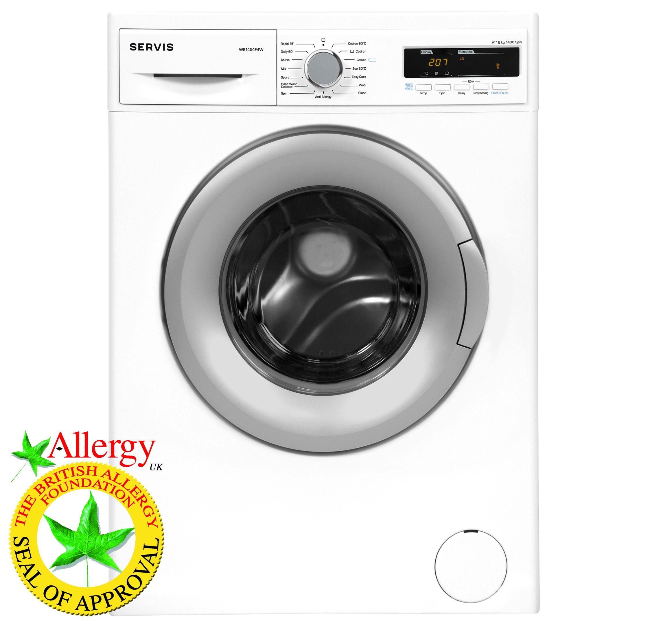 W81454F4W - 8kg - Washing Machine