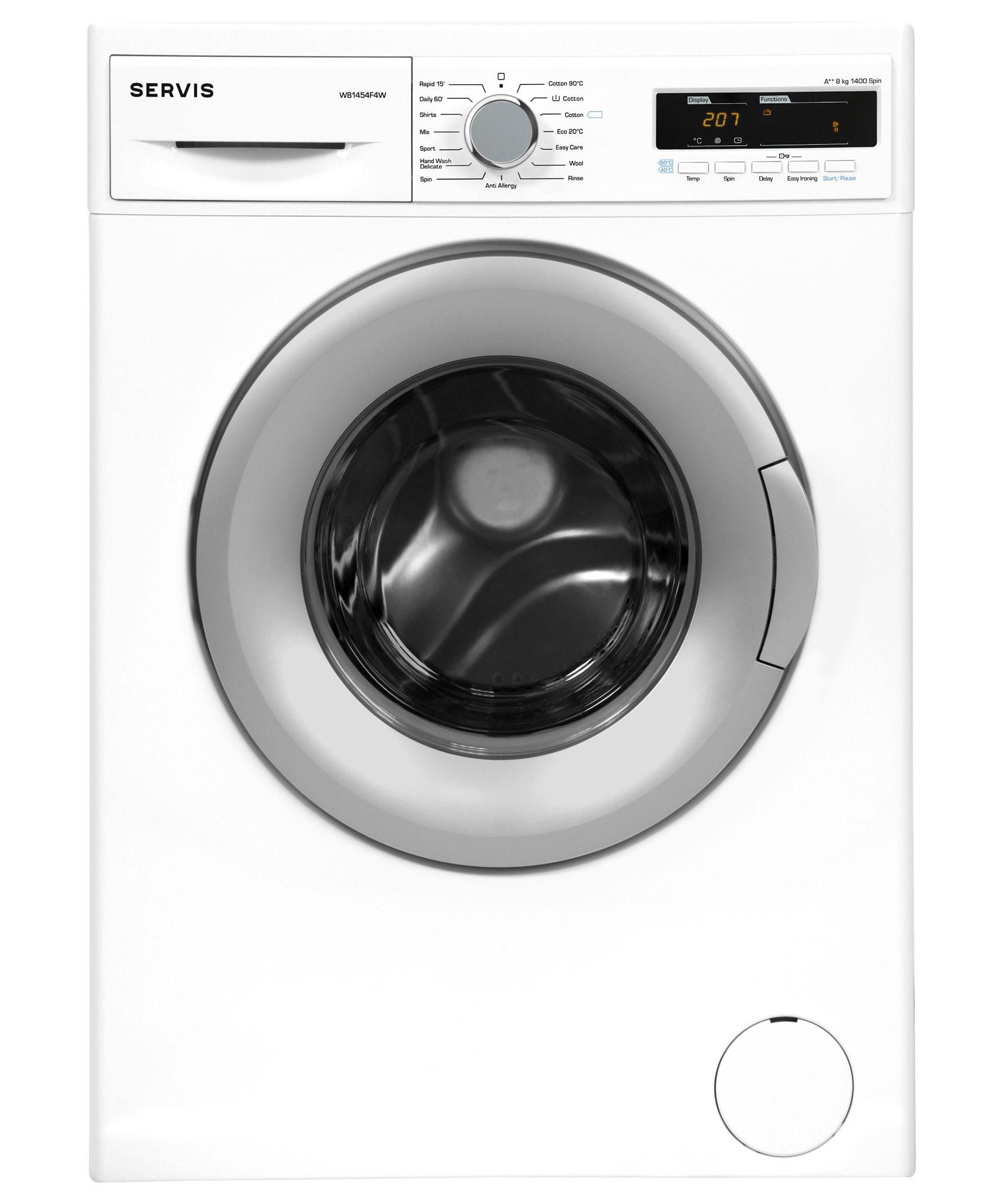 W81454F4W - 8kg - Washing Machine