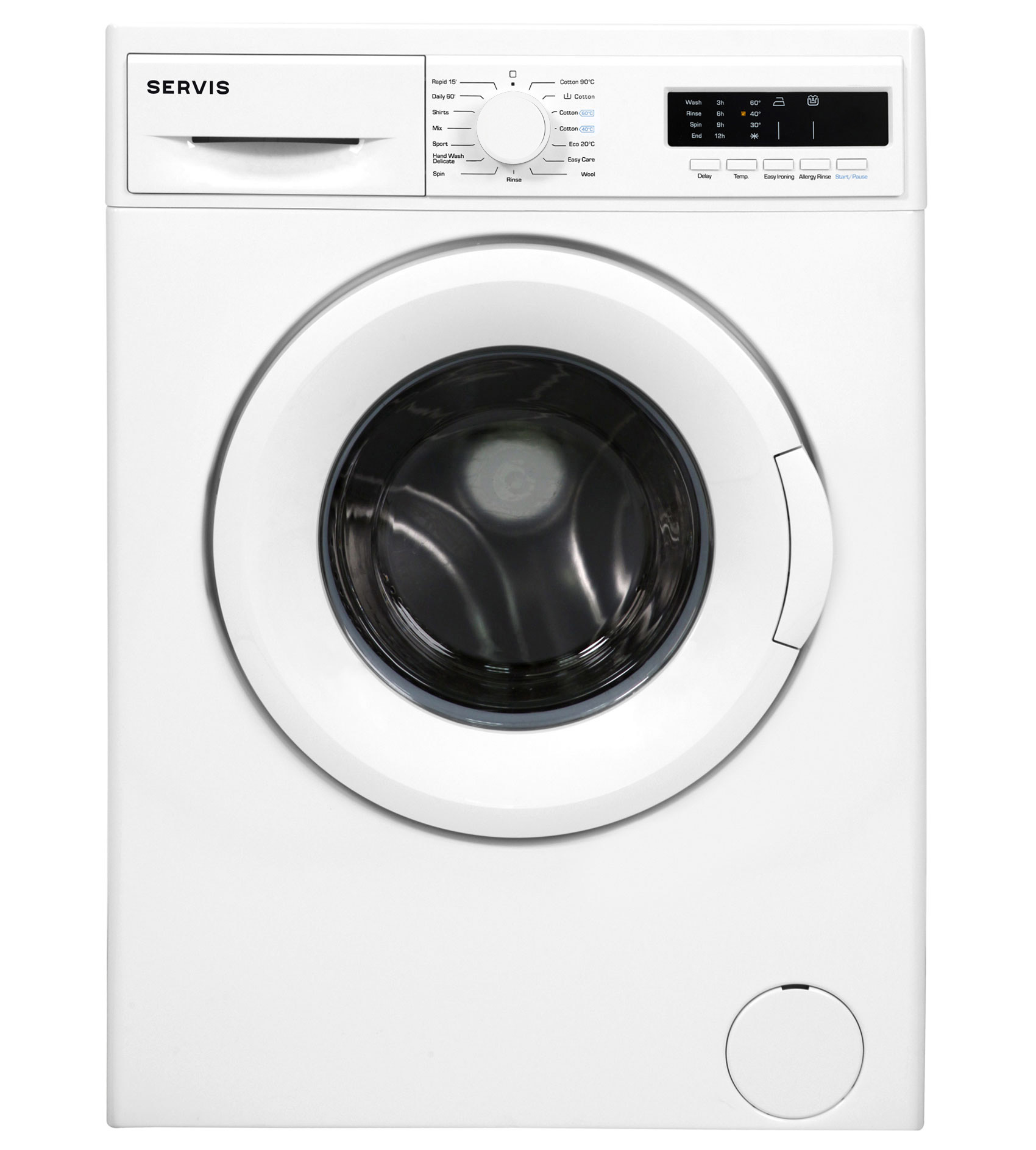 L712W - 7kg- Washing Machine