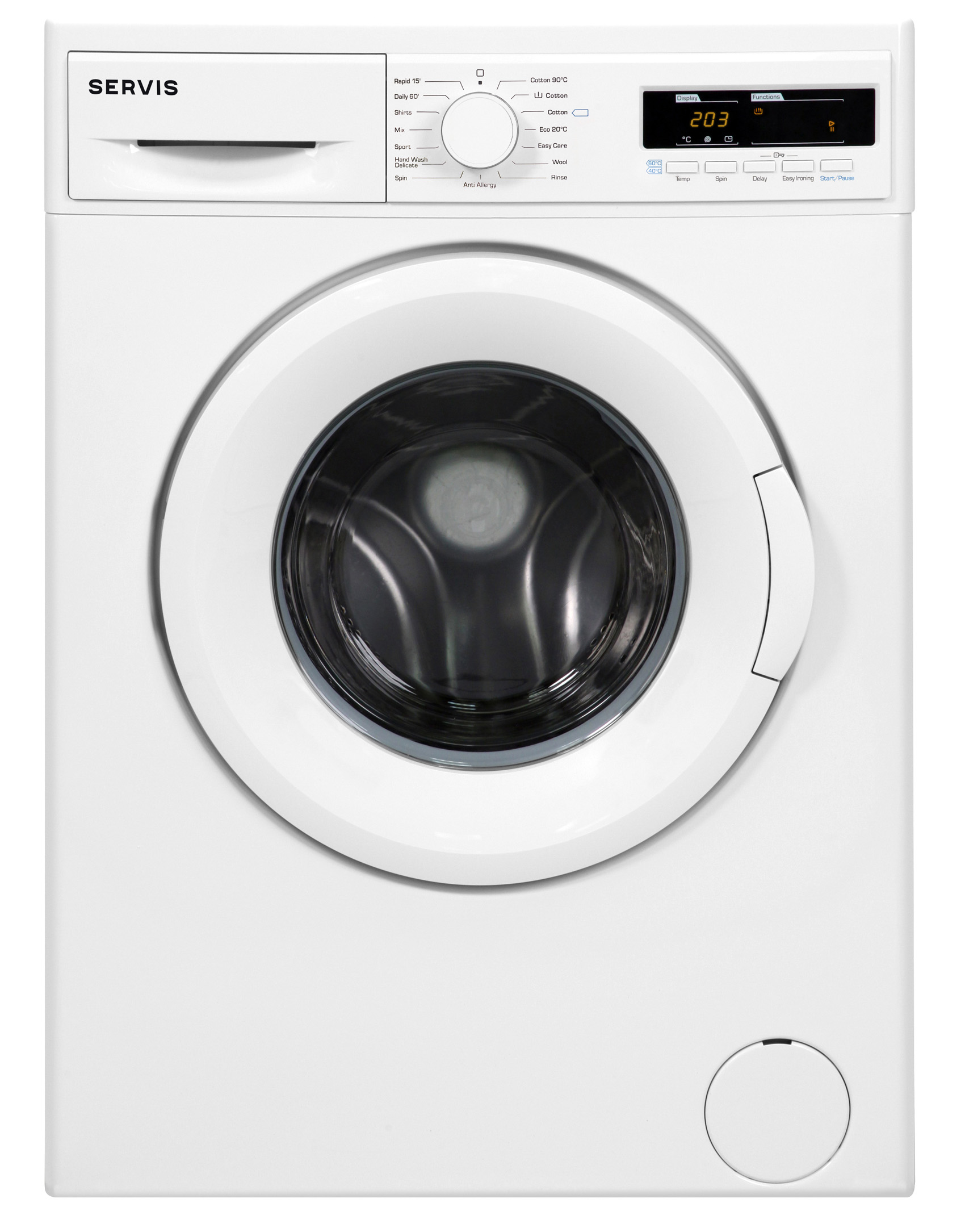 L814W - 8kg - Washing Machine