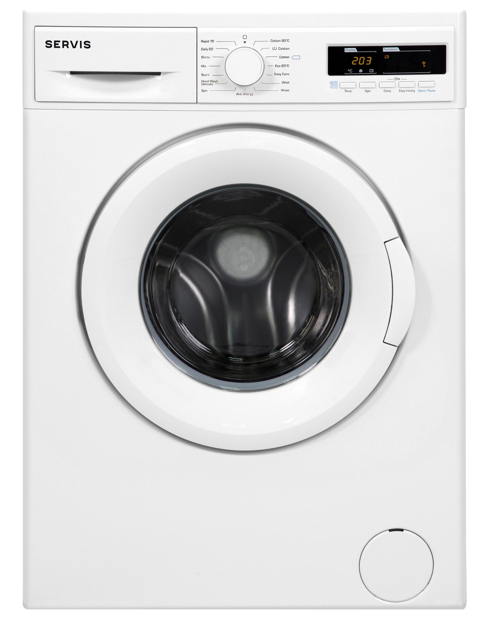 L814W - 8kg - Washing Machine