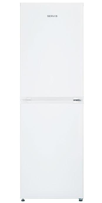 BCS148W - Fridge Freezer