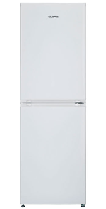 Slimline fridge freezer 50cm