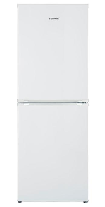 BCF152W - Fridge Freezer