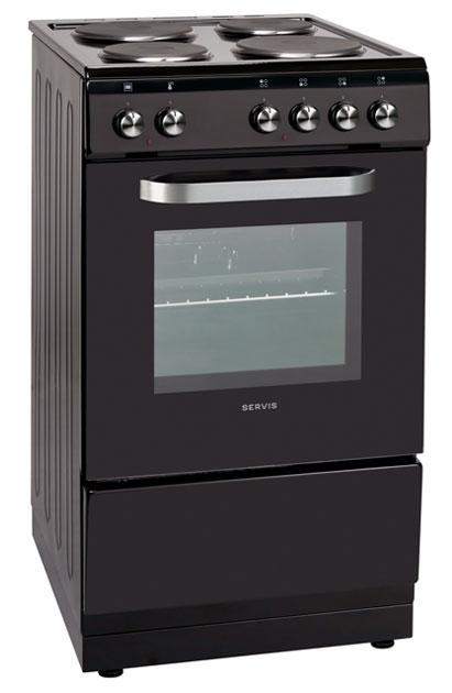 SSE50B - Black - Electric Cooker