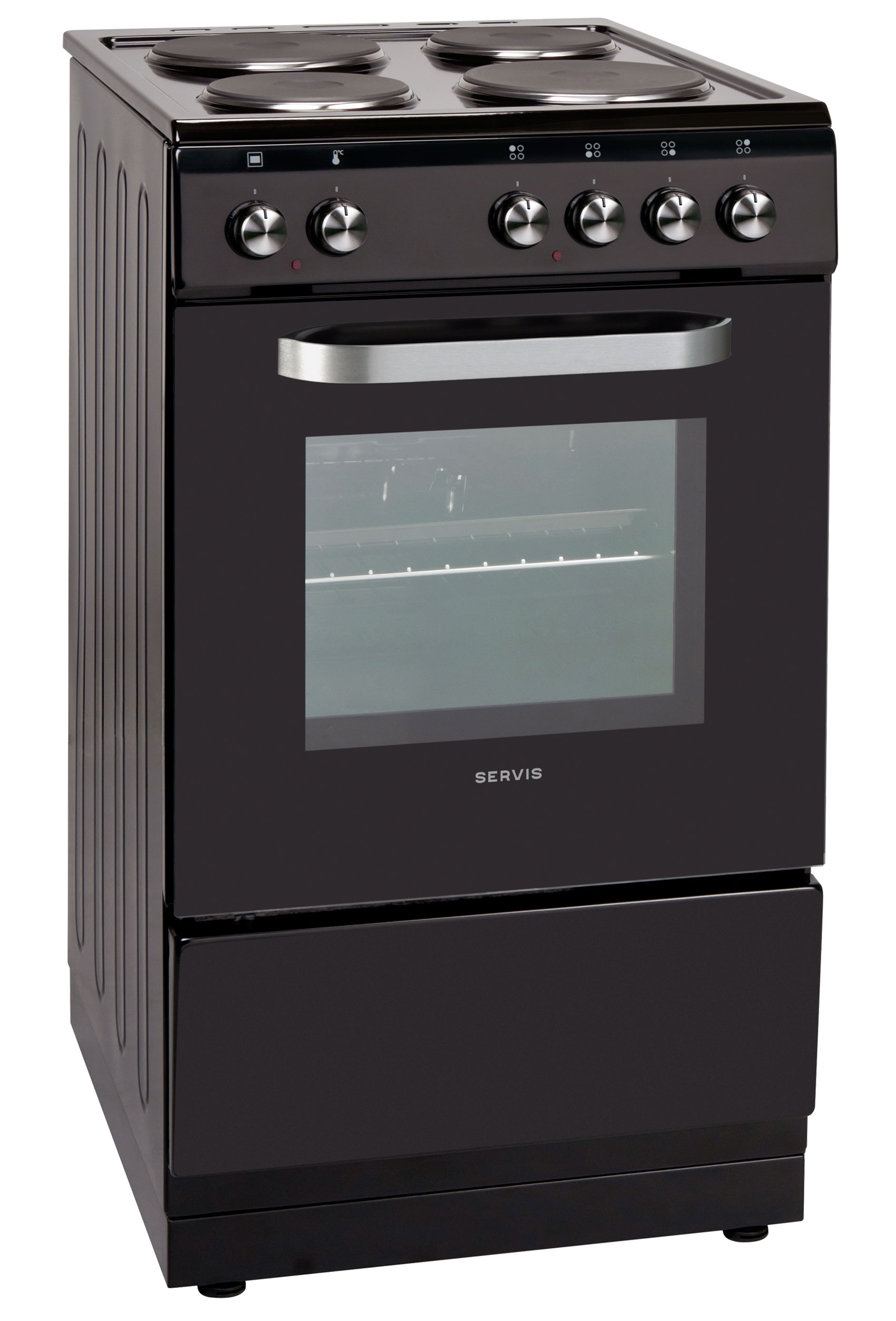 SSE50B - Black - Electric Cooker