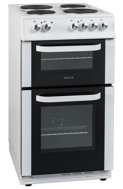 STE50W - White - Electric Cooker