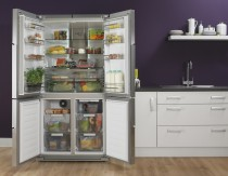 Keep Your 5-a-Day Fresh with Servis Fridge Freezers
