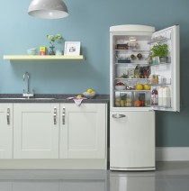 Minimise Food Waste with Servis Fridge Freezers